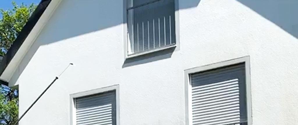 Fassadenreinigung München